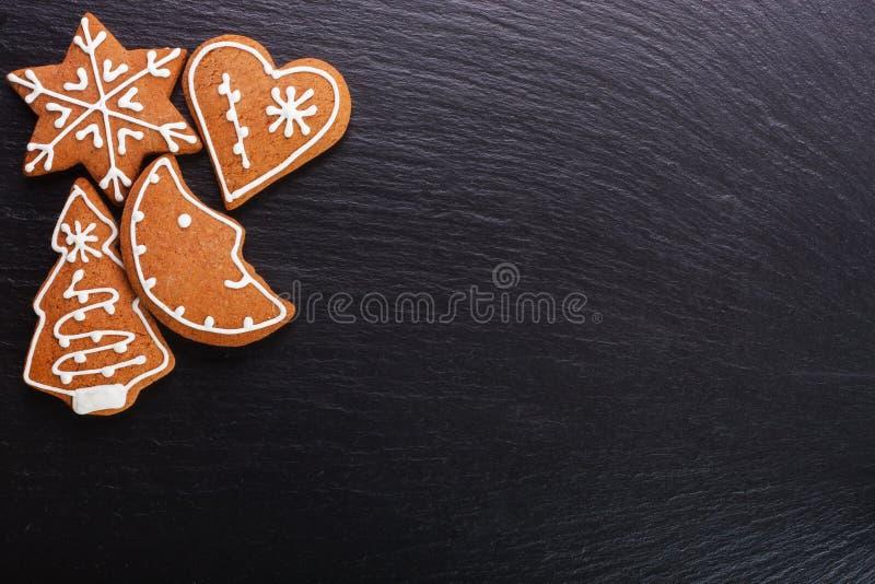gingerbread fotografie stock