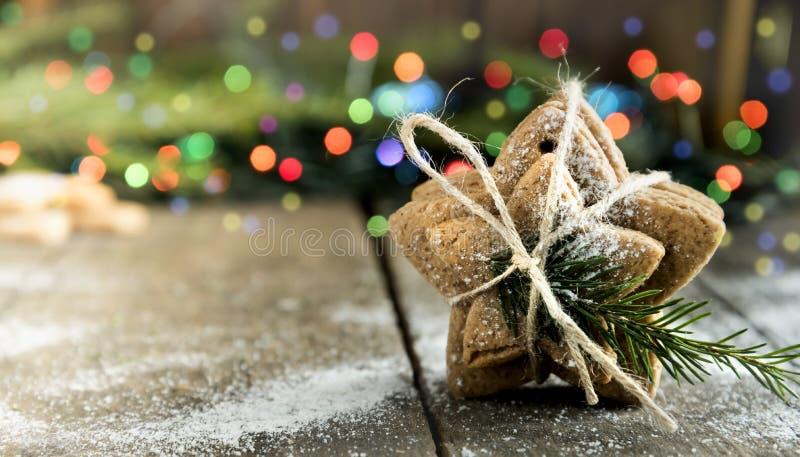 gingerbread fotografia stock libera da diritti