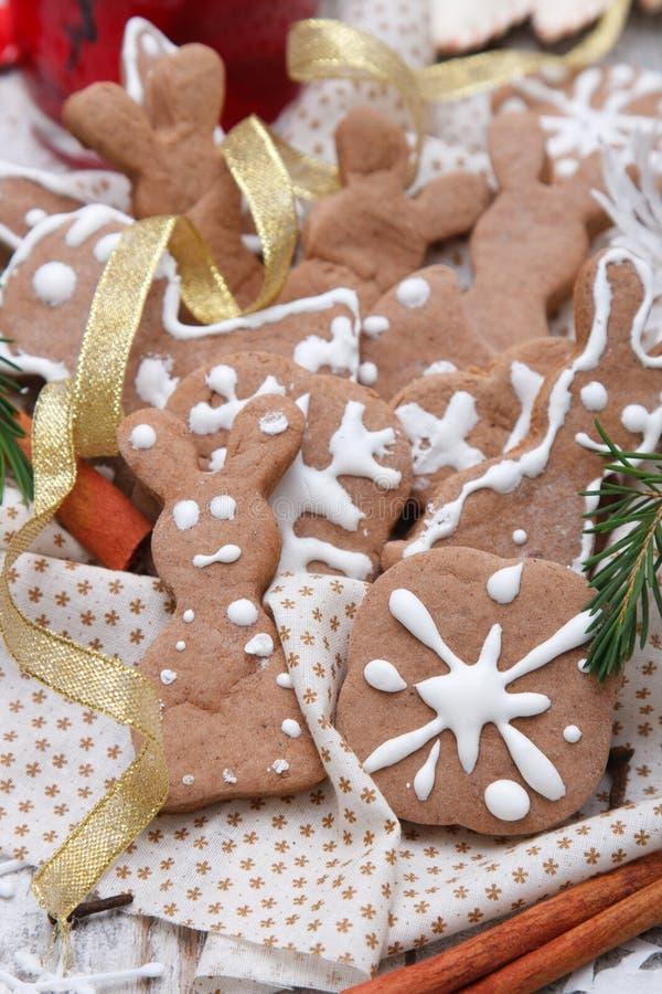 Download Gingerbread cookie stock photo. Image of food, cinnamon - 27113950