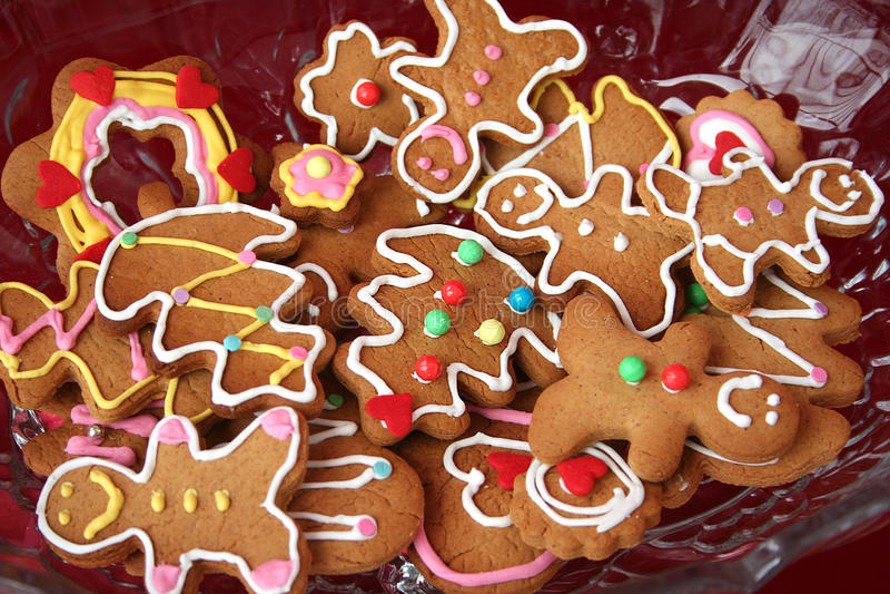 Download Gingerbread Cookies Stock Photo - Image: 10143280