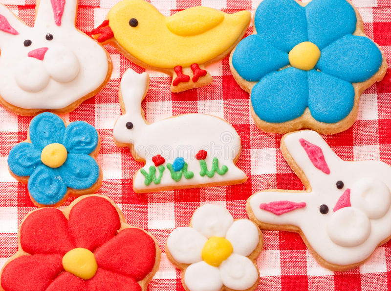 Download Gingerbread cookies stock photo. Image of holiday, easter - 39500916