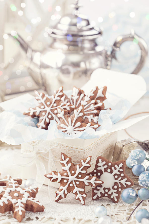 Download Gingerbread cookies stock image. Image of life, holiday - 35163107