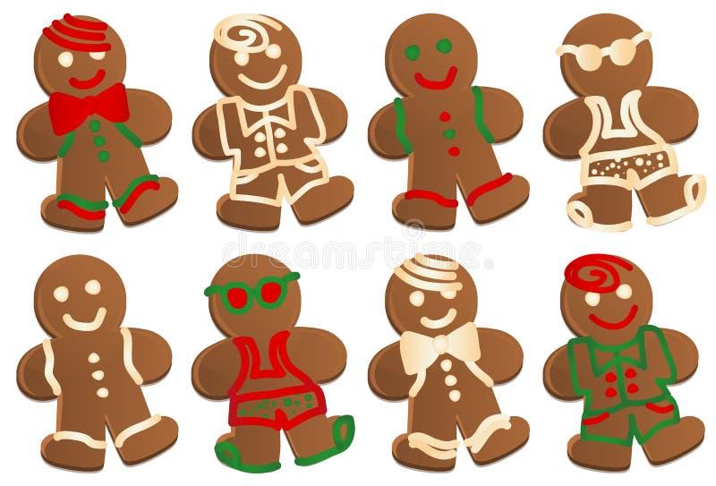 Download Gingerbread Man stock vector. Illustration of ginger - 16005612