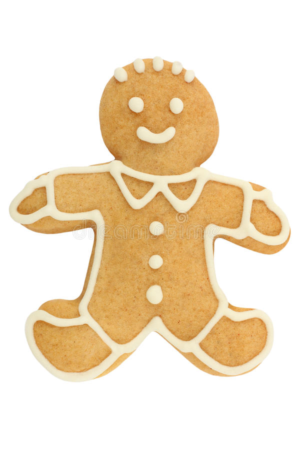 Free Gingerbread Man Stock Images - 21238104