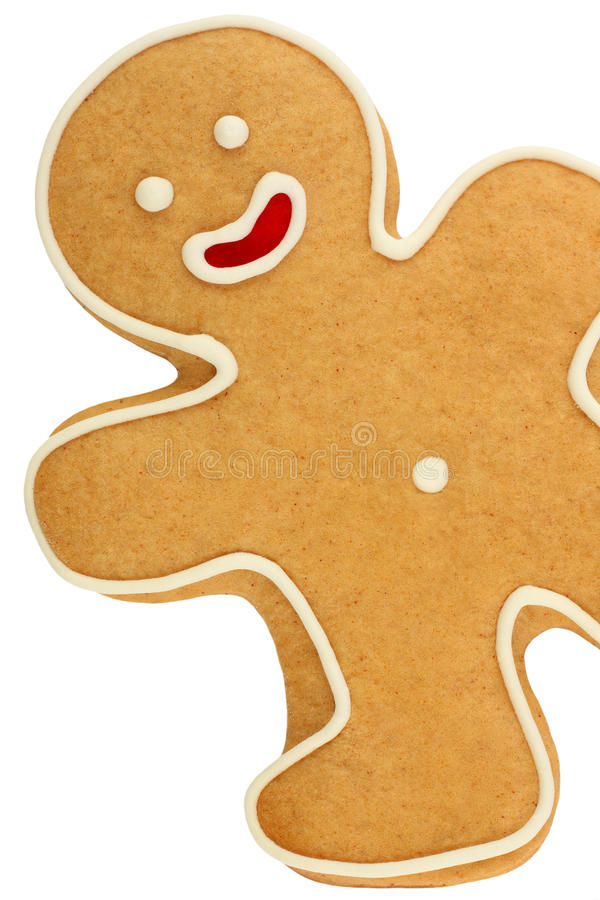 Free Gingerbread Man Royalty Free Stock Photography - 21238117
