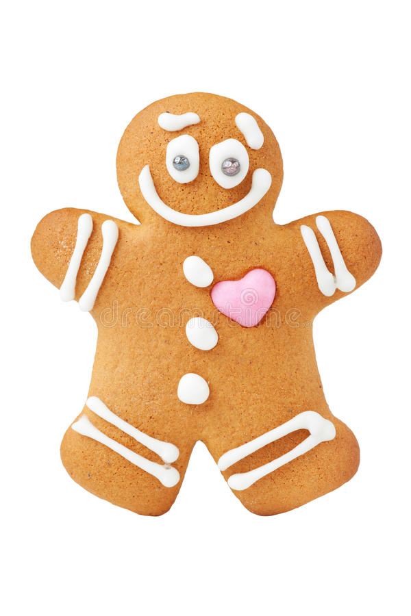 Free Gingerbread Man Royalty Free Stock Photography - 33575507