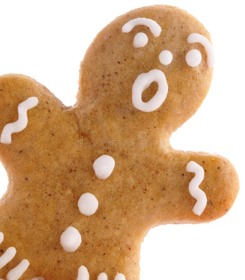 Download Gingerbread man stock image. Image of sweet, cute, christmas - 32331653