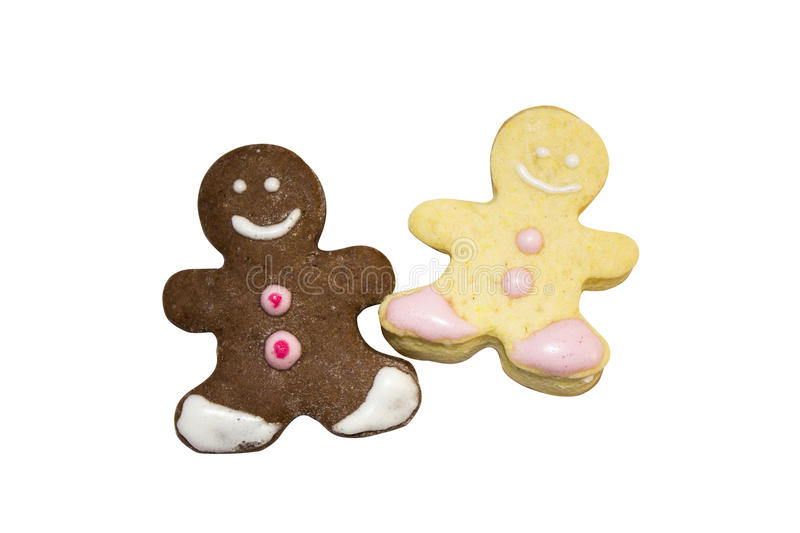 Gingerbread man. The Gingerbread Man is a fairy tale about a gingerbread man`s escape from various pursuers and his eventual demise between the jaws of a fox stock photos