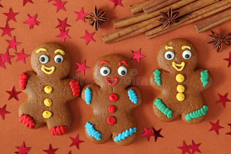 Download Gingerbread me stock image. Image of confection, aromatic - 11377397