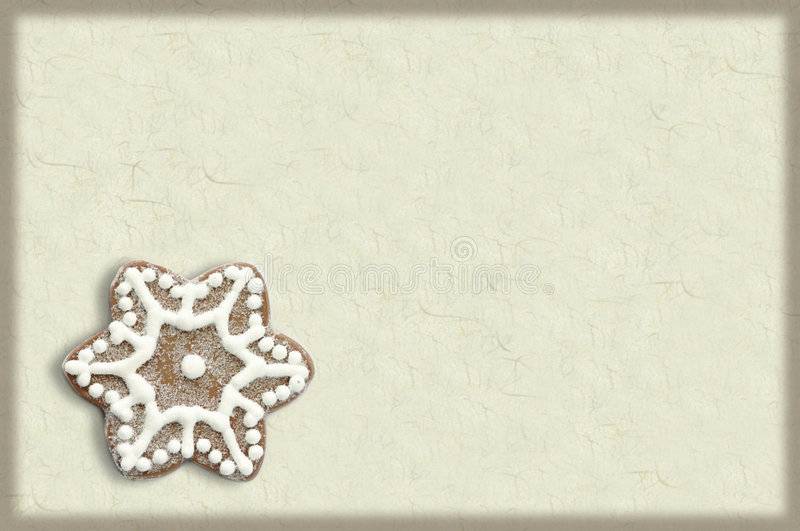 Gingerbread Stationary royalty free stock photography