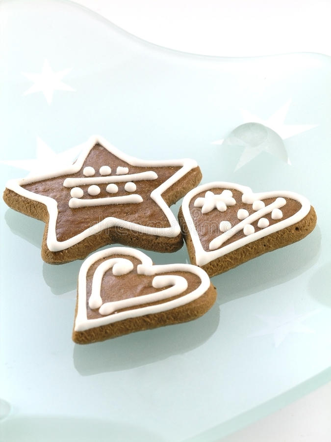 Download Gingerbreads stock photo. Image of decoration, gourmet - 22330196