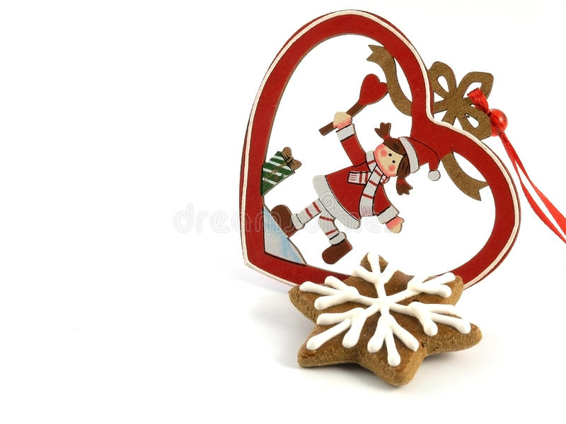 Download Gingerbreads stock image. Image of christmas, dessert - 22330277