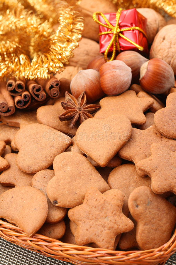 Free Gingerbreads Royalty Free Stock Photography - 3561947