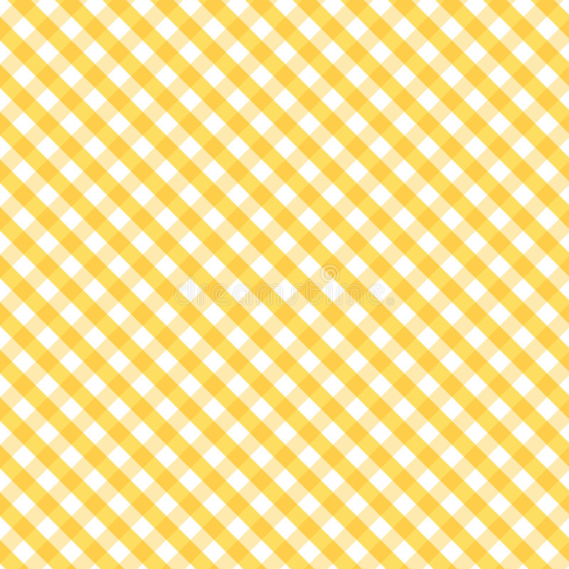 Download Gingham Cross Weave, Gold, Seamless Background Stock Vector - Illustration: 6713945