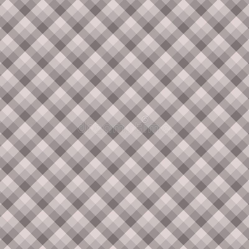 Gingham seamless grey pattern. Texture for plaid, tablecloths, clothes, shirts,dresses,paper,bedding,blankets,quilts and other. Textile products. Vector vector illustration