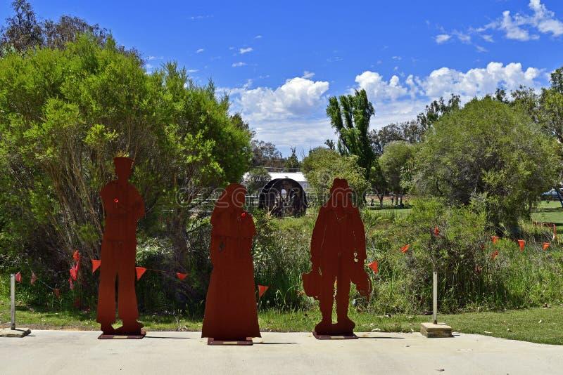Australia, Western Australia, Gingin Village royalty free stock image