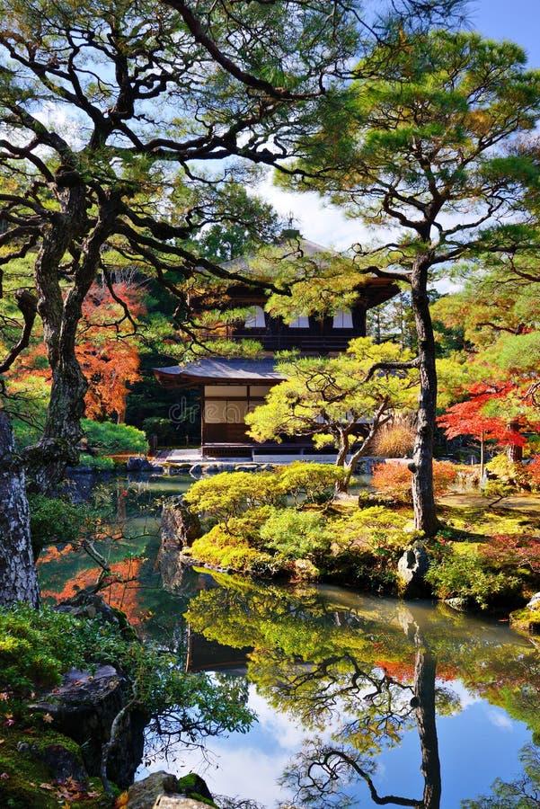 Download Ginkaku-ji Temple In Kyoto Stock Image - Image: 32444201