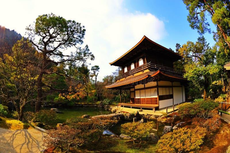 Download Ginkaku-ji (Temple Of Silver Pavilion) In Japan Royalty Free Stock Photography - Image: 19128287