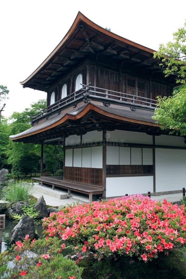 Ginkakuji Buddhist temple