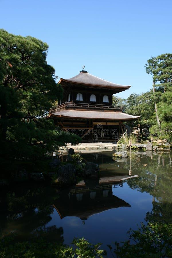Download Ginkakuji Silver Pavilion In Kyoto, Japan Stock Image - Image of landscape, history: 25329809