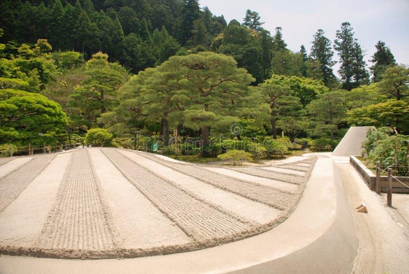 Download Ginkakuji Temple Gardens Stock Photography - Image: 9873942