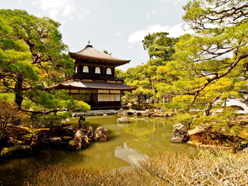 Ginkakuji temple, Kyoto, Japan 1