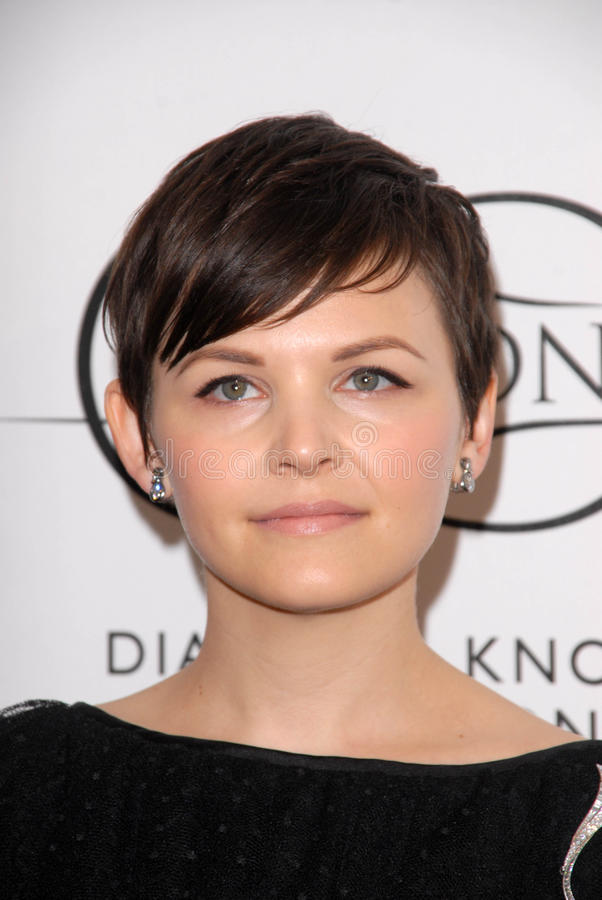 Download Ginnifer Goodwin redaktionelles stockfotografie. Bild von carey - 26355607