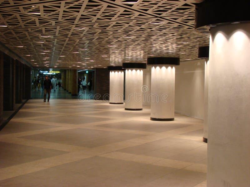 Ginza subway royalty free stock images