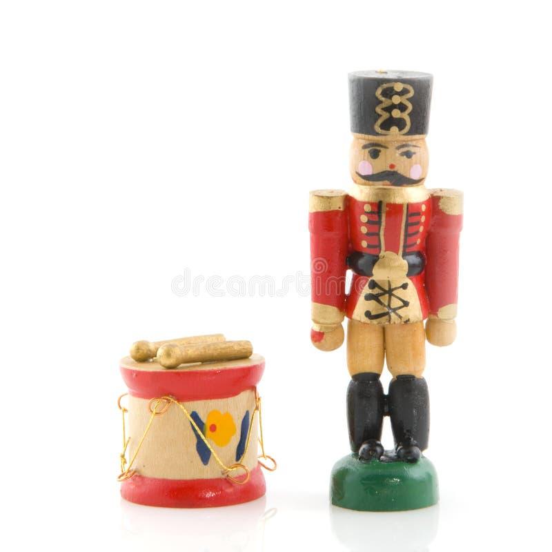 Download Giocattoli di legno fotografia stock. Immagine di tamburi - 7317744