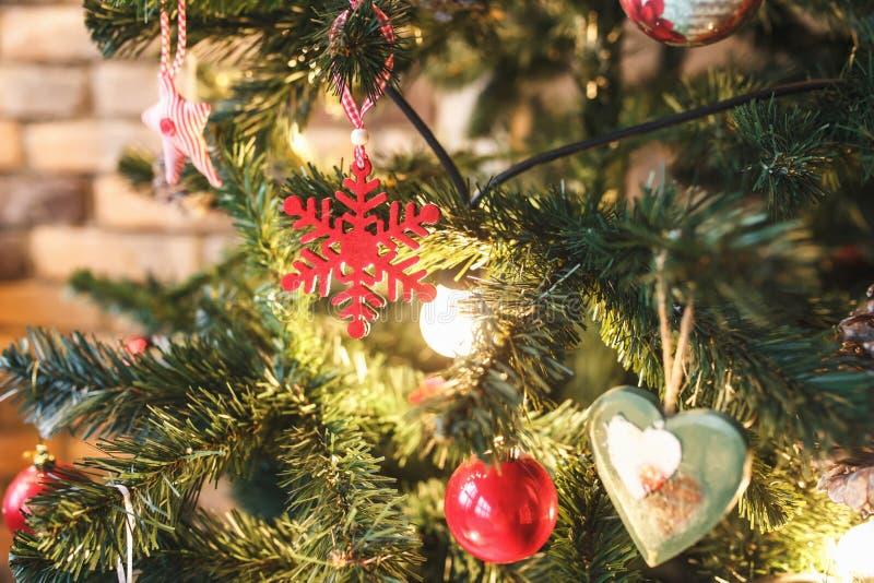 Giocattoli sul Natale fotografia stock