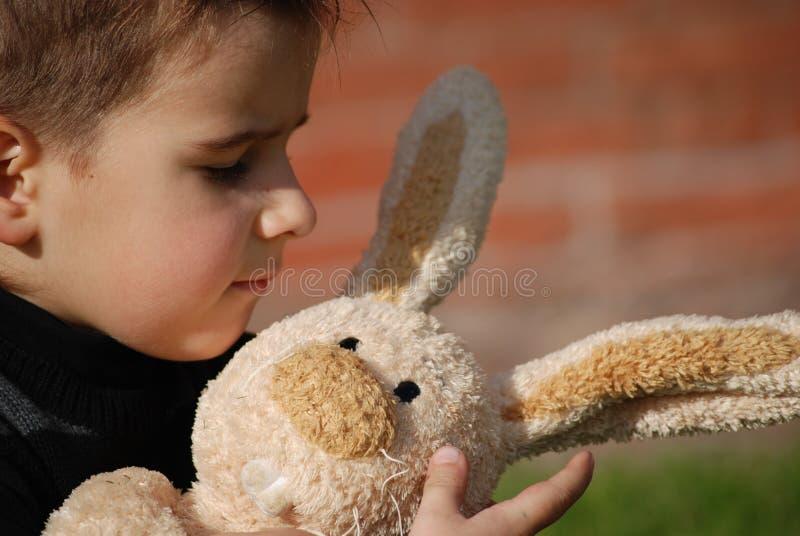 Download Giocattolo del bambino fotografia stock. Immagine di fogli - 7314394