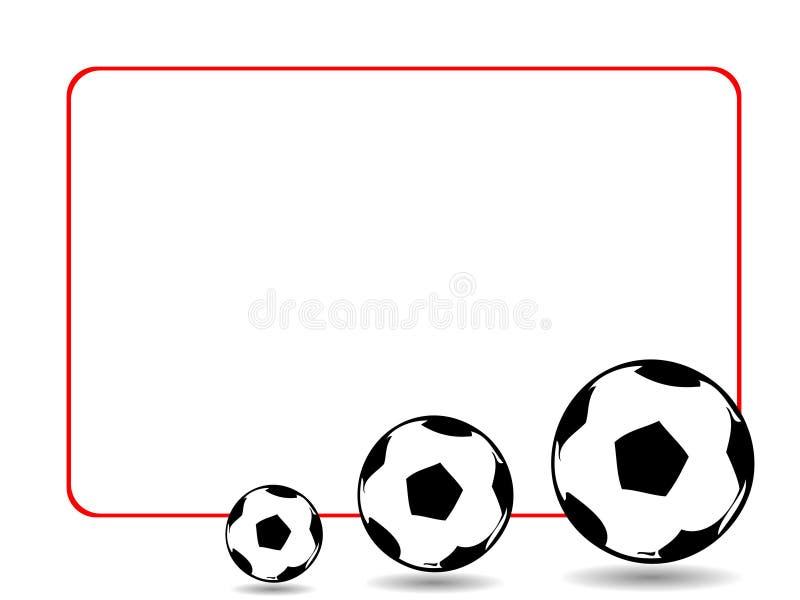 Giochi del calcio fotografia stock