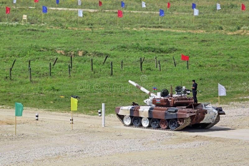 Giochi internazionali dell'esercito - 2016 fotografie stock libere da diritti