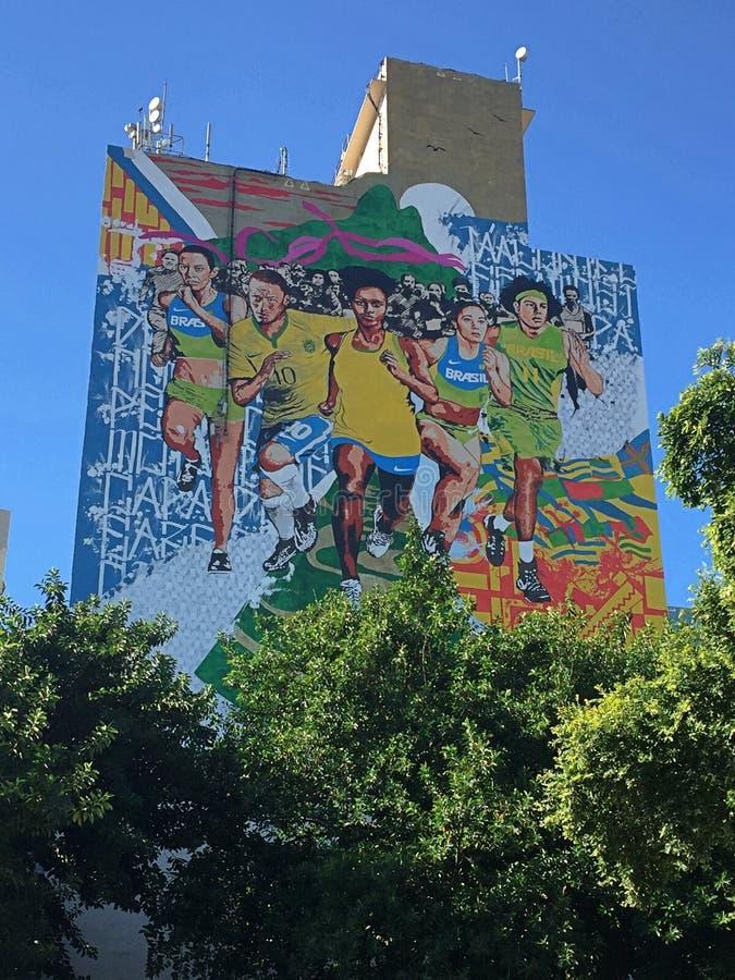 Giochi Olimpici immagine stock