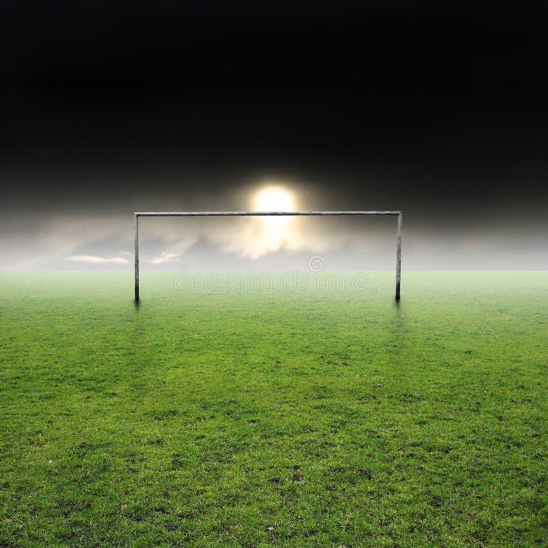 Gioco del calcio 1 immagine stock libera da diritti