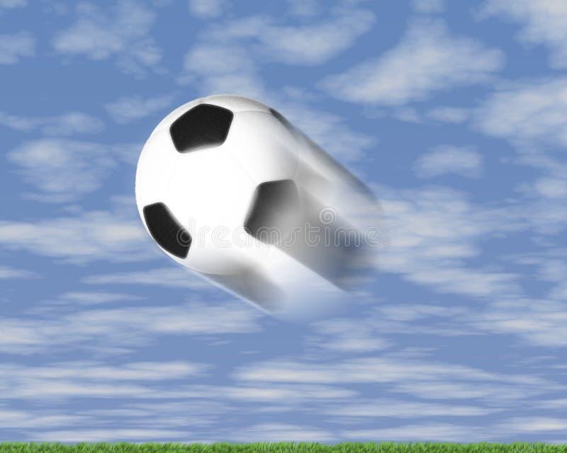 Gioco del calcio royalty illustrazione gratis
