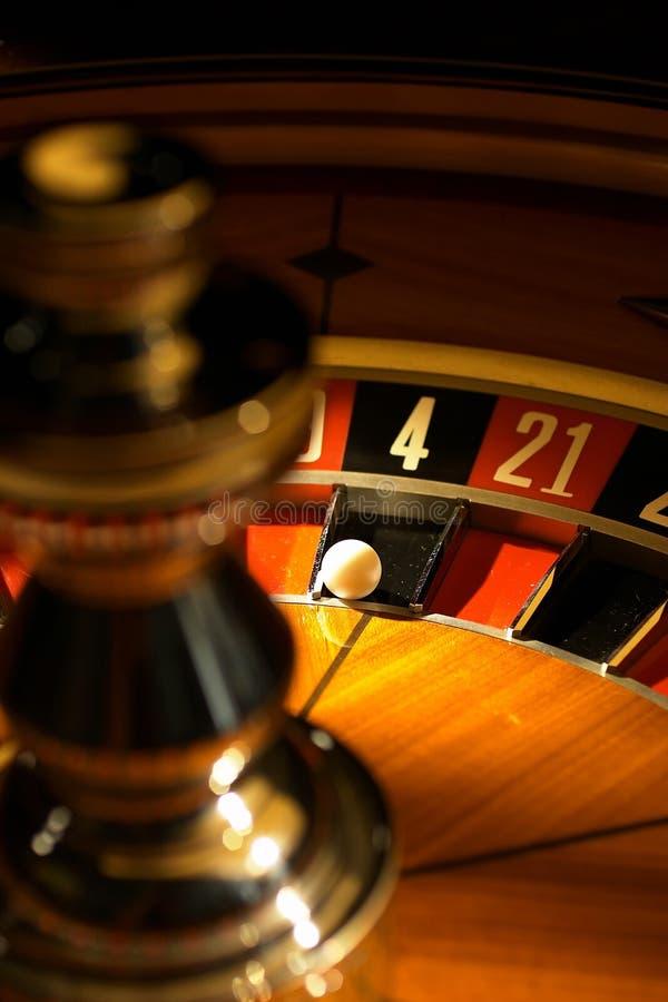 Gioco delle roulette immagini stock