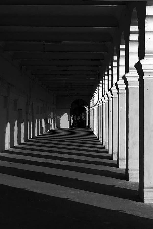 gioco di ombra fotografie stock