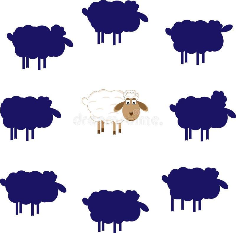 Gioco di puzzle illustrazione vettoriale