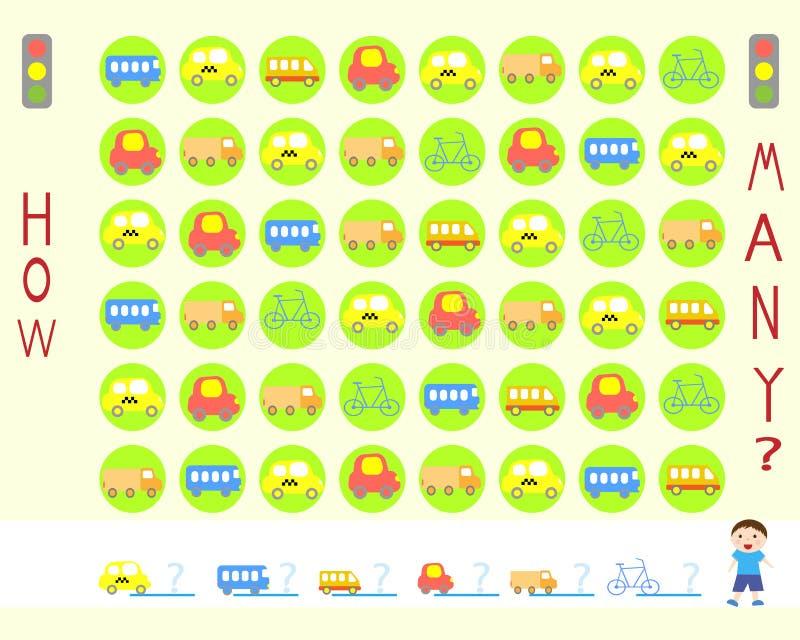 Gioco di puzzle royalty illustrazione gratis