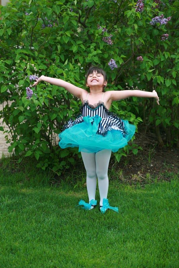 Gioia di balletto immagini stock libere da diritti