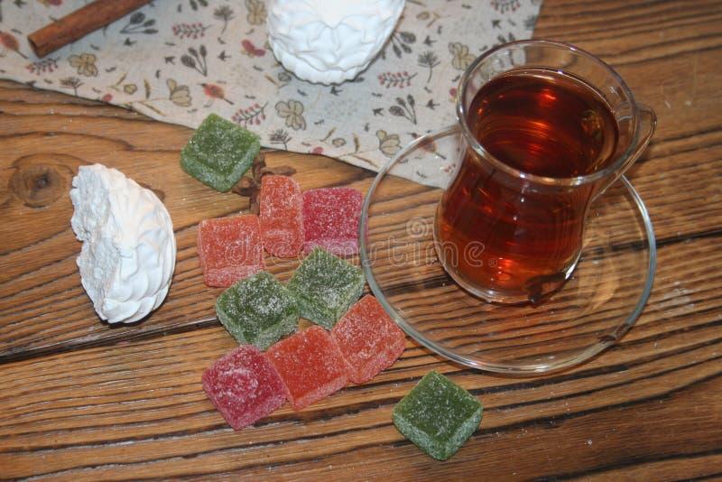 Gioia dolce del buongustaio della pasticceria fotografie stock