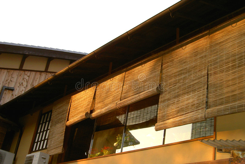 Gion architecture royalty free stock image