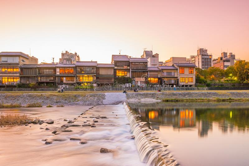 Gion, Kyoto, Japón fotografía de archivo