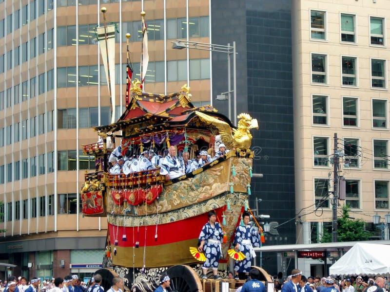 Gion Matsuri fotos de stock royalty free