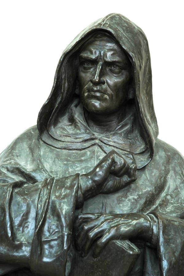 Giordano Bruno images stock