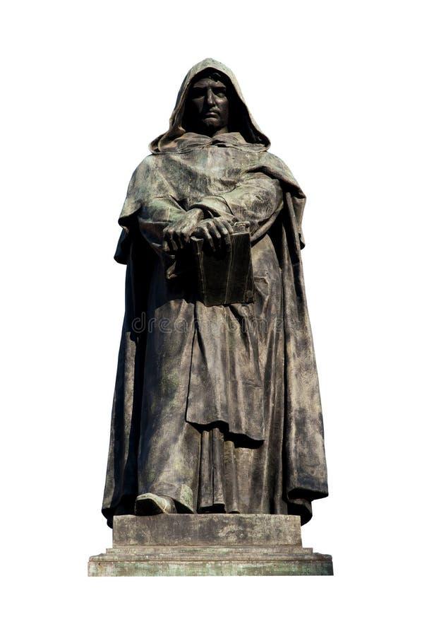 Giordano Bruno immagine stock