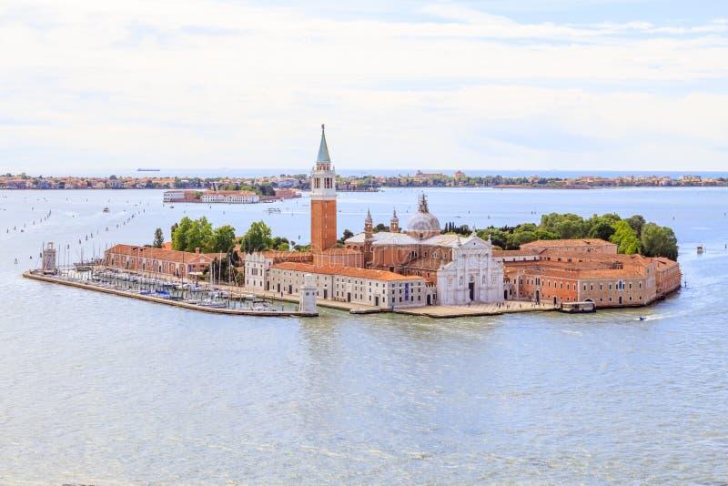 Giorgio maggiore SAN Βενετία στοκ φωτογραφία με δικαίωμα ελεύθερης χρήσης