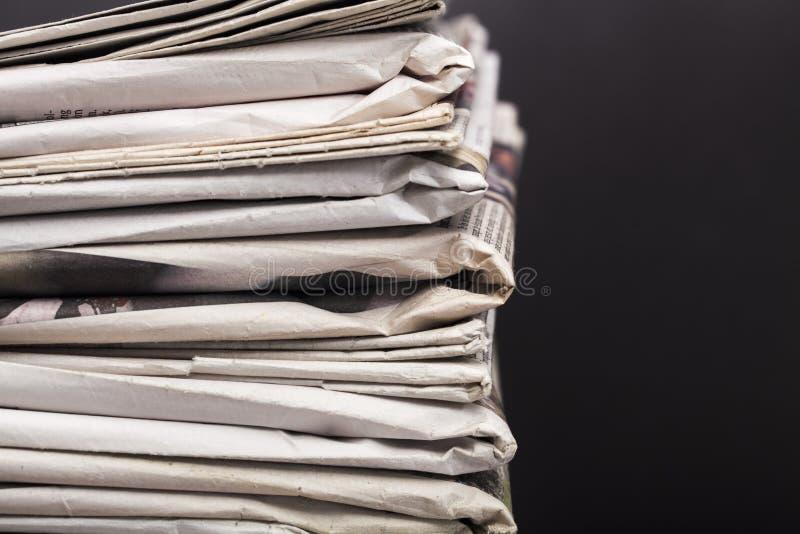 giornalismo fotografie stock
