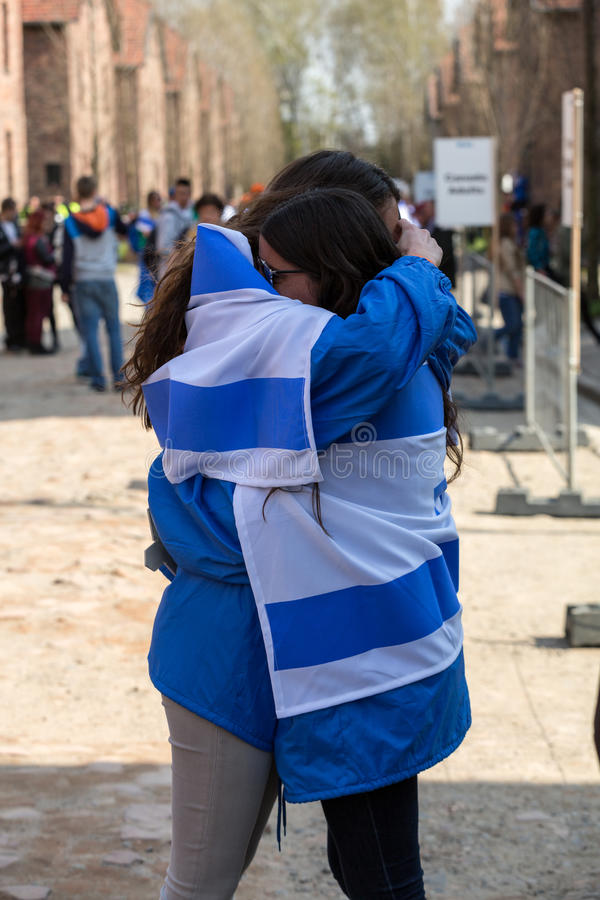 Giornata della memoria internazionale di olocausto immagini stock libere da diritti